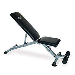 Pure Fitness Pro Adjustable FID Weight Bench