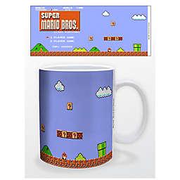 Super Mario Retro Title 11 oz. Mug