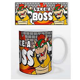 Super Mario Like a Boss 11 oz. Mug