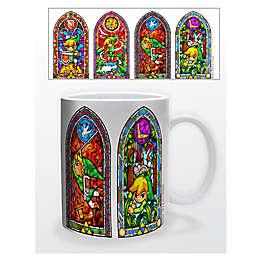 Zelda Stained Glass 11 oz. Mug