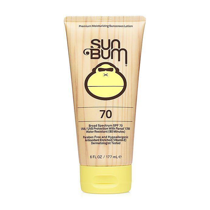 Alternate image 1 for Sun Bum® 6 fl.oz. Lotion Sunscreen SPF 70