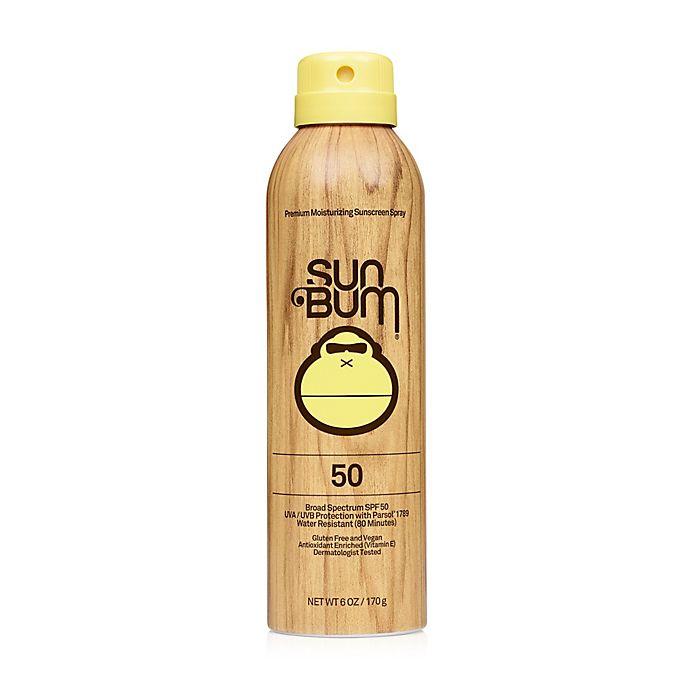 Alternate image 1 for Sun Bum® 6 oz. Continuous Spray Sunscreen SPF 50