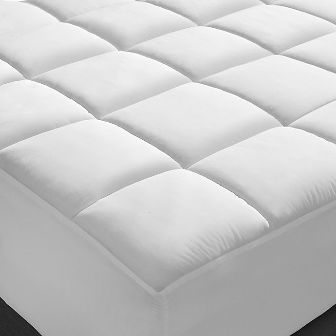 Alternate image 1 for Wamsutta® Dream Zone® 825-Thread-Count Twin XL Mattress Pad