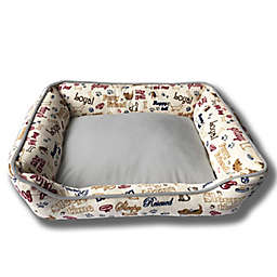 Style Quarters Loyal Small Dog Bed