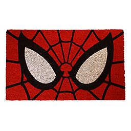 """Spider-Man Spidey Eyes 17"""" x 29"""" Coir Door Mat"""