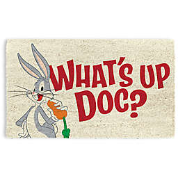 "Looney Tunes What's Up Doc 17"" x 29"" Coir Door Mat"