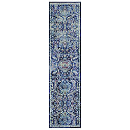 Mohawk Home® 2' x 8' Prismatic Elizabeth Runner in Medium Blue