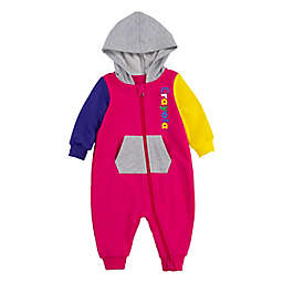 Crayola® Size 9M Logo Hooded Coverall in Pink