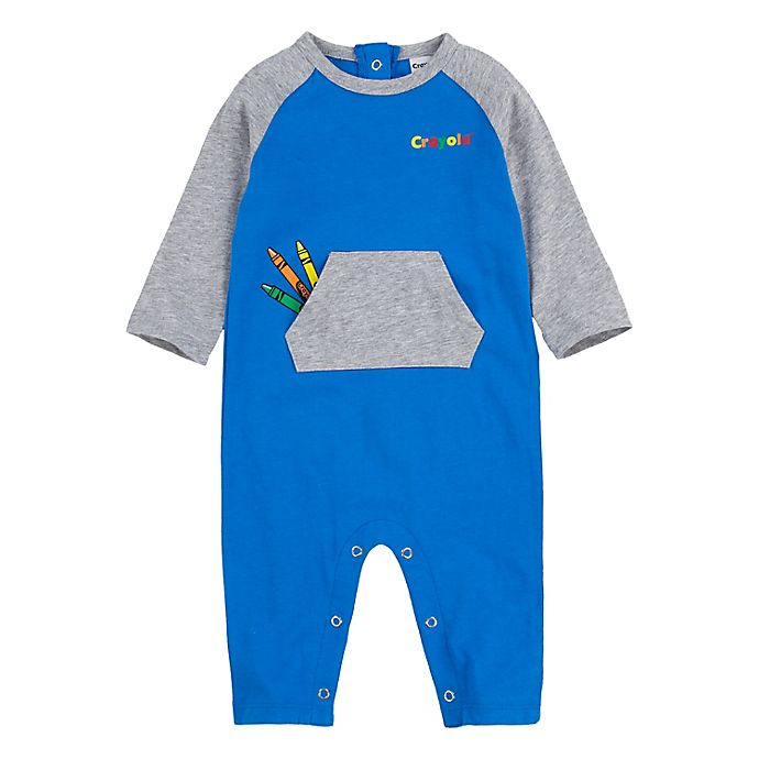 Alternate image 1 for Crayola® Peek-A-Boo Crayons Coverall