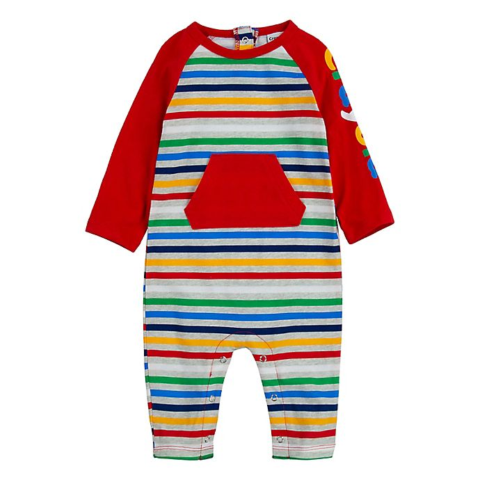 Alternate image 1 for Crayola® Fun Stripes Coverall