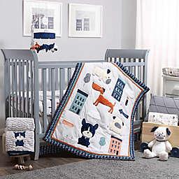The Peanutshell™ Pug Life 3-Piece Crib Bedding Set