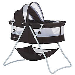Dream On Me Karley  Bassinet in Black