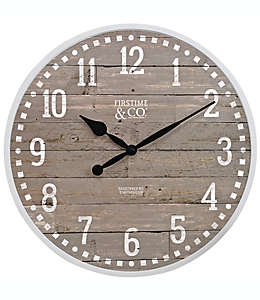 Reloj de pared FirsTime® Arlo