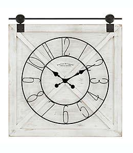 Reloj de pared FirsTime® Farmstead Barn Door
