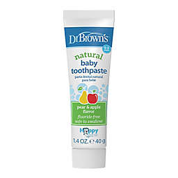 Dr. Brown's® 1.4 oz. Natural Baby Toothpaste