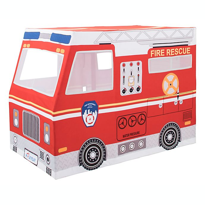 Alternate image 1 for Role Play™ Fire Truck Play Tent