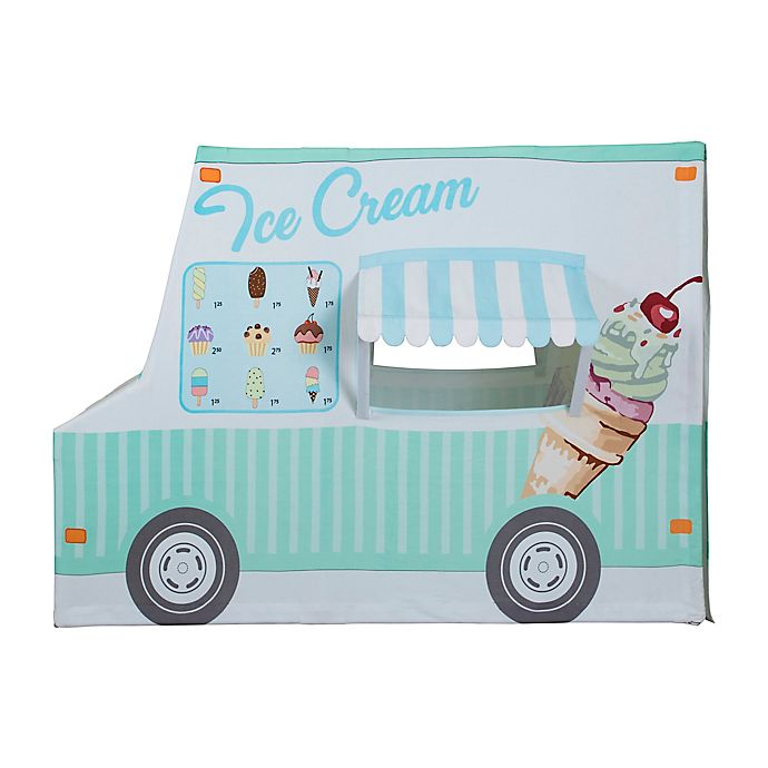Alternate image 1 for Role Play® Ice Cream & Cupcakes Truck Play Tent