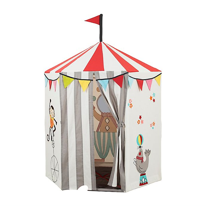 Alternate image 1 for Role Play™ Role Play Circus Play Tent