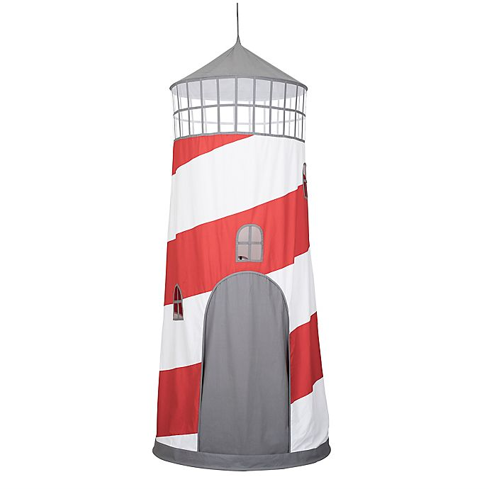 Alternate image 1 for Role Play Lighthouse Hanging Tent Playhouse