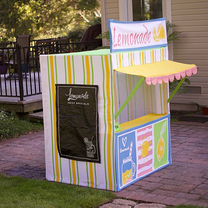 Alternate image 1 for Role Play™ Lemonade Stand Play Tent