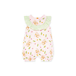Burt's Bees Baby® Curious Sloth Bubble Romper in Pink