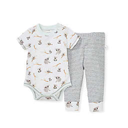 Burt's Bees Baby® Preemie 2-Piece Perfectly Koalafied Bodysuit and Pant Set
