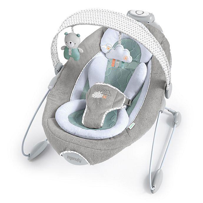 Alternate image 1 for Ingenuity™ DreamComfort™ Pemberton™ SmartBounce Automatic Bouncer™