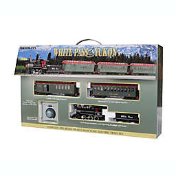 Bachmann® Trains ON Scale White Pass & Yukon Passenger Electric Train Set