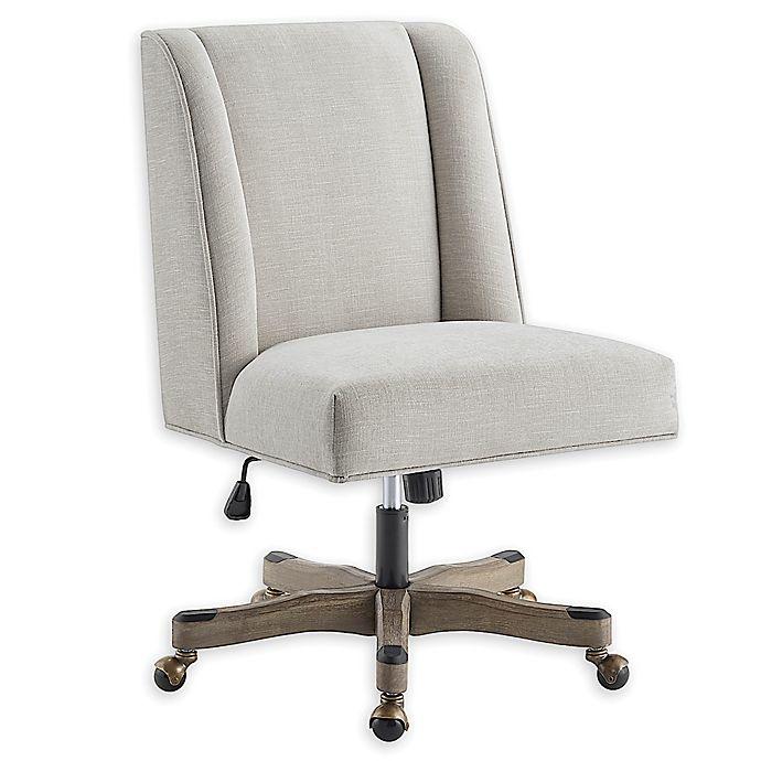 Alternate image 1 for Linon Home Draper Office Chair