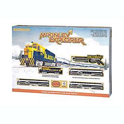 Bachmann® Trains N Scale Mckinley Explorer Electric Train Set