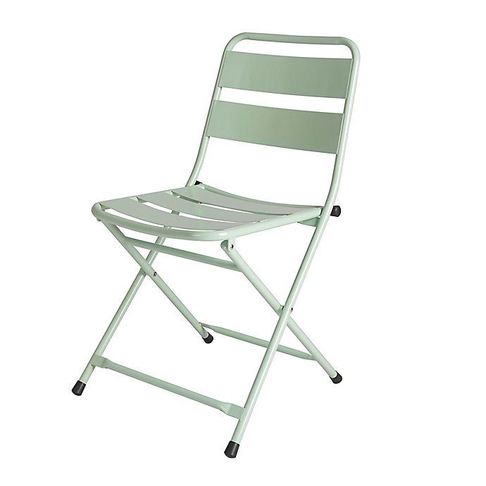 Alternate image 1 for Destination Summer Folding Bistro Chair
