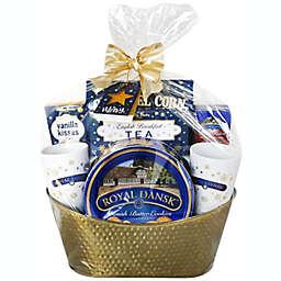 Market Place Royal Dansk® Gourmet Christmas Gift Basket