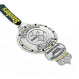 NFL Pittsburgh Steelers Swarovski Crystals Ornament