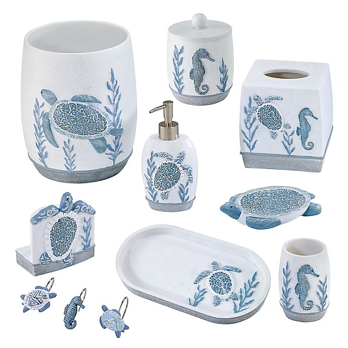 Avanti Caicos Bath Accessory Collection, Avanti Bathroom Sets