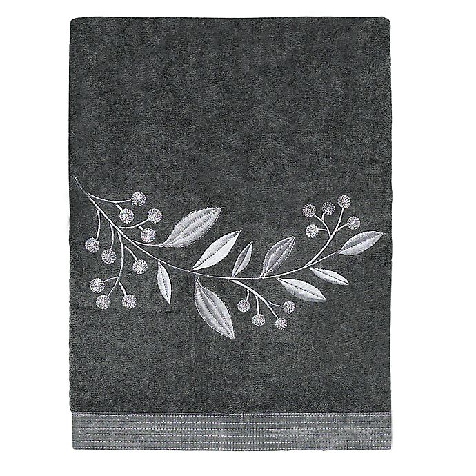 Alternate image 1 for Avanti Madison Bath Towel in Granite