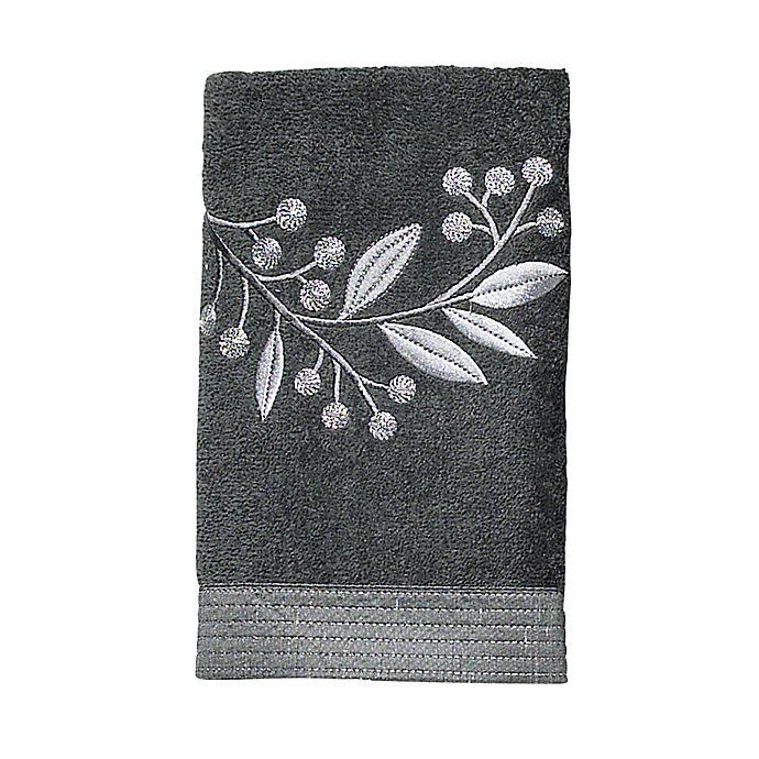 Alternate image 1 for Avanti Madison Hand Towel in Granite
