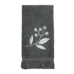 Avanti Madison Fingertip Towel in Granite