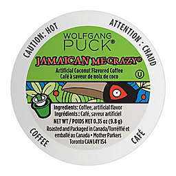 Wolfgang Puck® Jamaican Me Crazy® Coffee Pods for Single Serve Coffee Makers 24-Count