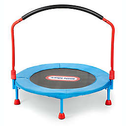 Little Tikes® Easy Store 3-Foot Trampoline with Handrail