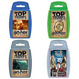 Harry Potter™ 4-Pack Top Trumps Card Game Bundle