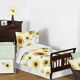 Sweet Jojo Designs® Sunflower Leaf Nursery Bedding Collection
