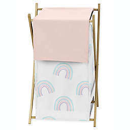 Sweet Jojo Designs® Rainbow Laundry Hamper