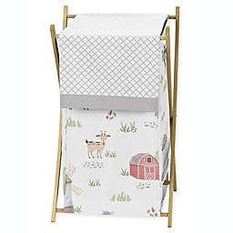 Sweet Jojo Designs® Farm Animals Laundry Hamper
