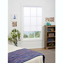 St. Charles Light Filtering 48-Inch Length Cordless Pleated Shade