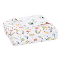 aden + anais™ essentials Market Muslin Blanket in Grey