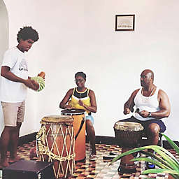 Puerto Rico Afro-Caribbean Percussion Workshop by Spur Experiences®