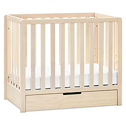 carter's® by DaVinci® Colby 4-in-1 Convertible Mini Crib with Trundle in Natural