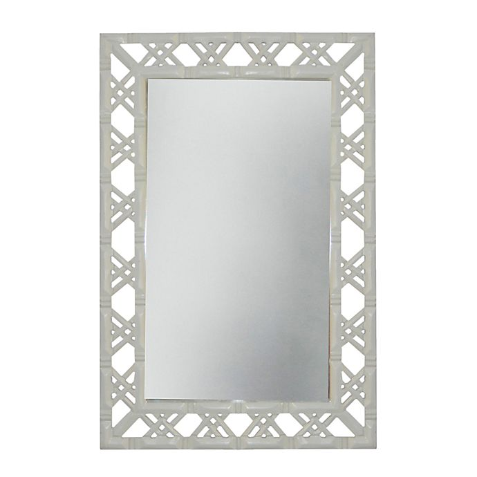 30 Inch Rectangular Wall Mirror, Decorative Wall Mirrors Bed Bath And Beyond
