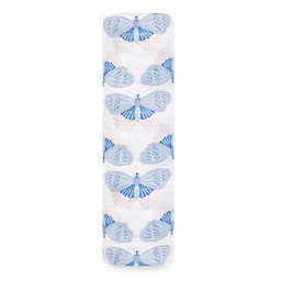 aden + anais™ Butterfly Swaddle in Pink