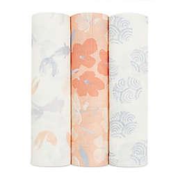 aden + anais™ 3-Pack Koi Pond Swaddle Blankets
